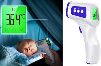 parapharmacy Thermometers