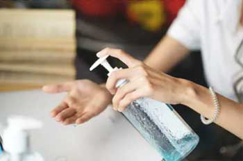 Hand Sanitizing Gel